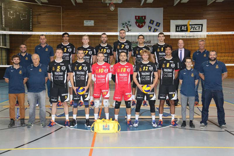 Chênois Genève Volleyball