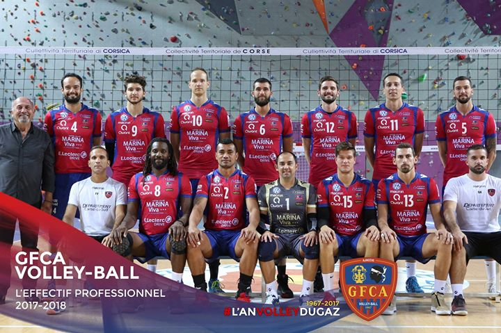 GFC Ajaccio Volleyball